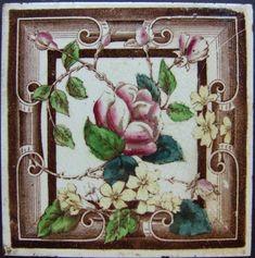 West Side Art Tiles -4488n313p0 - English Tile>
