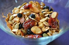 Power Packed Breakfast Granola