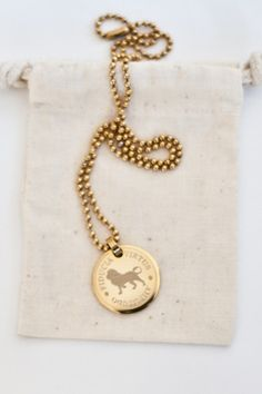 Emerson Gold Necklaces | Emerson Fry