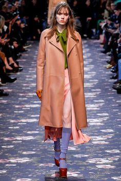 Rochas Fall 2016 Ready-to-Wear Fashion Show, Look #5