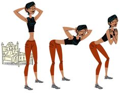 Butt Workout From Celebrity Trainer David Kirsch: Glamour.com