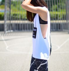 Remanded in Custody Muscle Tee by Terrible Movement