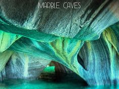 Six thousand years of wave erosion created the undulating patterns that give these caves their marbleized effect, enhanced by the reflection of the blue and green water of Carrera Lake, near Chile's border with Argentina. Although the area is threatened by a plan to build a dam nearby, for now, visitors can kayak throughout the caves on days when the waters are calm.