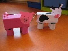 box animal craft