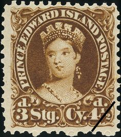 forged stamps that library and archives canada has in its collection Canada Images, Canadian History, Prince Edward Island, Vintage Stamps, Penny Black, Stamp Collecting, Old Things, Poster, Queen Victoria