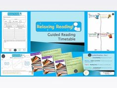 Everything You Need For Guided Reading! Make guided reading easy by putting your class in groups and setting a weekly timetable. This pack includes … Guide. Guided Reading Activities, Guided Reading Groups, Primary English, English Lessons, Teaching Resources, Everything, Presentation, How To Make, Organisation