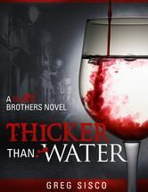 "(Curiosity Quills: ""...impeccable prose transports the reader into a horrific yet inviting world..."" Thicker Than Water is unrated on BN but has 4.0 Stars with 47 Reviews on Amazon.)"