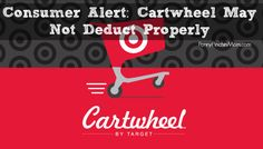 One of our readers shared something with me today, which I wanted to pass along to you: Hey Tracie. Just wanted to let you know that the Target Cartwheel discounts have been having problems this week  ...