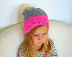 * Knitted Hats, Knit Crochet, Beanie, Knitting, Fashion, Moda, Tricot, Knit Caps, Breien