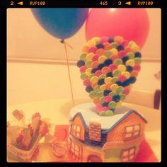 Torta up! Aniversario #6 @victorlopzborja