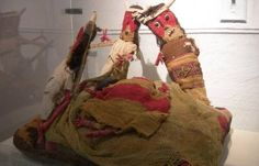 Chancay Burial Dolls: Ancient Peruvian Grave Goods of a Lost Culture http://beforeitsnews.com/science-and-technology/2016/02/chancay-burial-dolls-ancient-peruvian-grave-goods-of-a-lost-culture-2810764.html