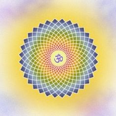 7. ČAKRA Chakra Art, Crown Chakra, Karma, Reiki, Digital Art, Tapestry, Canvas, Mantra, Feng Shui