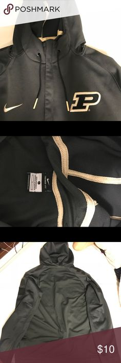 Purdue University jacket Good condition Nike Jackets & Coats