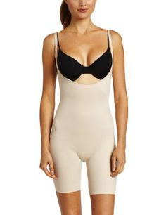 1e965efbf84c7 Flexees by Maidenform Women s Adjusts To Me Wear Your Own Bra Singlet