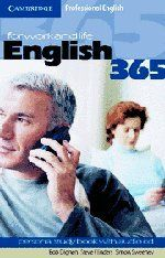 English365 1 Personal Study Book Audio CD: For « Library User Group