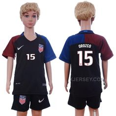 http://www.xjersey.com/201617-usa-15-orozco-away-youth-soccer-jersey.html 2016-17 USA 15 OROZCO AWAY YOUTH SOCCER JERSEY Only 33.11€ , Free Shipping!