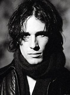 Jeff Buckley photographed by Kevin Cummins for NME Magazine. February 1995, Toulouse.