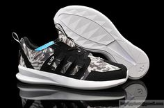 Men's Adidas Originals SL Loop Runner Running Shoes C75290 Black Gray only US$89.00 - follow me to pick up couopons.