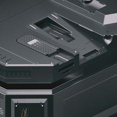 ArtStation - Tech 914, Linus Zoll
