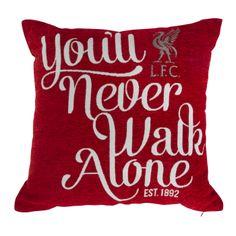 LFC Red Chenile Cushion