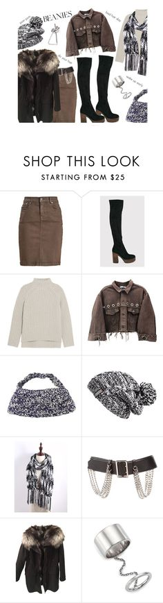 """Hat Head: Pom Pom Beanies'"" by dianefantasy ❤ liked on Polyvore featuring Barbour, Theory, NOVICA, Zella, Burberry, Yves Salomon, Elizabeth and James, Maria Tash, polyvorecommunity and polyvoreeditorial"