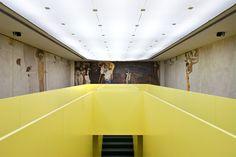 Designartnews.com - Gustav Klimt - Gerwald Rockenschaub, Wiener Secession, Vienna