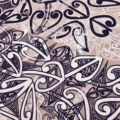 Maori Words, Primary School Art, Maori Designs, Atelier D Art, Nz Art, Graffiti Drawing, Artists And Models, Maori Art, Kiwiana