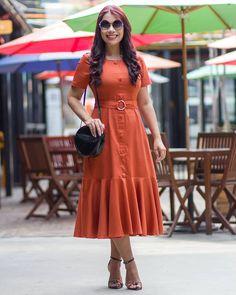 Modest Dresses, Trendy Dresses, Simple Dresses, Nice Dresses, Casual Dresses, African Fashion Dresses, Fashion Outfits, Fashion Hacks, Western Dresses For Women