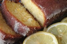 Greek Sweets, Greek Desserts, Lemon Desserts, Lemon Recipes, Sweets Recipes, Greek Recipes, Light Recipes, Brunch Recipes, Cooking Recipes