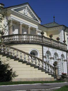Pałac Radziwiłłów w Balicach / The Radziwills' Palace in Balice near Krakow