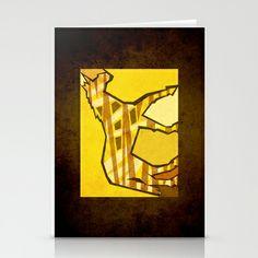 Fragmented Unicorn Stationery Cards by That's So Unicorny - $12.00