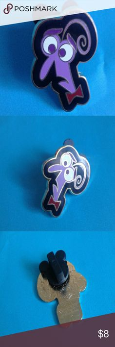 Authentic Disney pin Authentic Disney pin  Original rubber Mickey mouse backing  Mickey mouse print on back  Official Disney stamp on back  Price firm  From Disney parkks  2015 pin Disney Jewelry Brooches