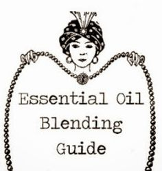 """Essential Oil Blending Guide (M-Z). I pinned this version because this link has links to take you back to the beginning """"A"""" essential oil blending."""