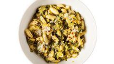 Spicy Cavatelli with Zucchini and Leeks Recipe | Bon Appetit