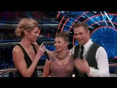 Bindi Irwin & Derek Hough-Viennese Waltz (Season 21 Week 9) - YouTube
