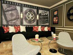 More like a lounge