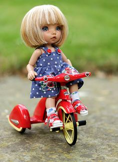 Pukifee blond bob with highlights | Flickr - Photo Sharing!
