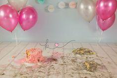 Twin Cake Smash by Kist Photography Twin Cake Smash, Twins Cake, Photographs, Fun, Photos, Hilarious