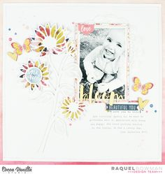Bloom - Cocoa Vanilla Studio - Scrapbook.com