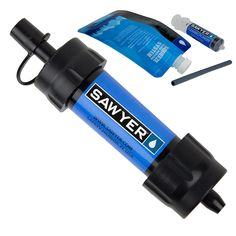 Personal Prepper and Surival Water Filter