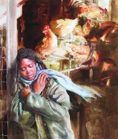 Refuge by Mary Whyte