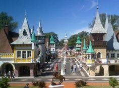 Republica de lo Niños, (Children city) La plata, Argentina Gorgeous small city, so real.