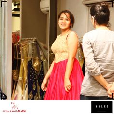 Shopping at sales can be such a joyful experience. Pay us a visit and you too can be a member of the #ClickWithKalki .