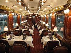 Venice Simplon-Orient-Express tourism destinations
