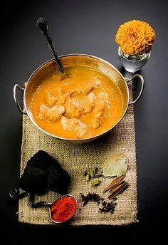 Chicken Recipe : Saransh Goila... Koyla Butter Chicken