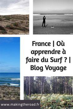 Où apprendre à faire du surf en France ? Voici mon expérience lors de les vacances à Messanges pour visiter les Landes. Une destination idéale aussi pour un week end. #surf #france #messange #vacances Travel Photographie, Destinations, Saint Emilion, Excursion, Voyage Europe, Destination Voyage, Photos Voyages, Blog Voyage, Voici