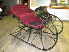 antique sleighs