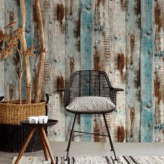 Vintage Waterproof Wooden Pattern Wallpaper Roll Diy Self Adhesive Wall Paper Contact Paper Wall Decor