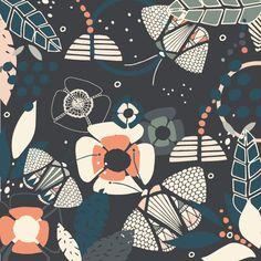 Tropical Bugs Frances Boyd Design