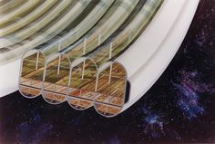 architectureland:  In the 1970 NASA envisioned possibilities to...